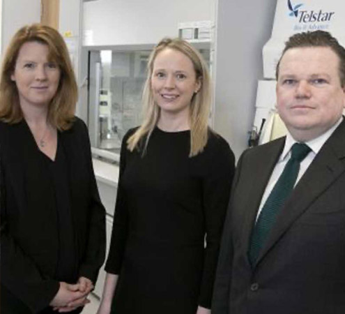 Maynooth team secures €2.1m EU funding for cancer therapy