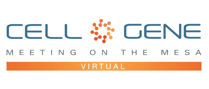 Cell Gene Meeting on the Mesa Virtual